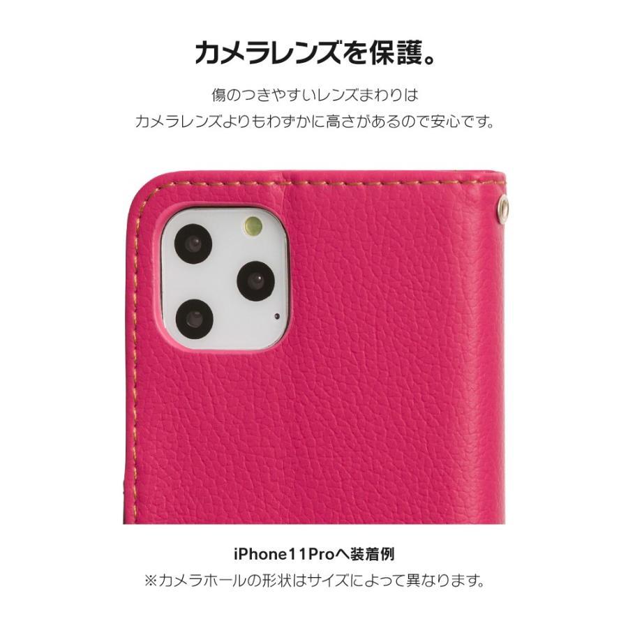 iPhone11 ケース手帳型 アイフォン11 ケース iPhone8 ケース iPhone11proケース iPhone7 ケース おしゃれ 緑 茶 dm「リーフ」 designmobile 09