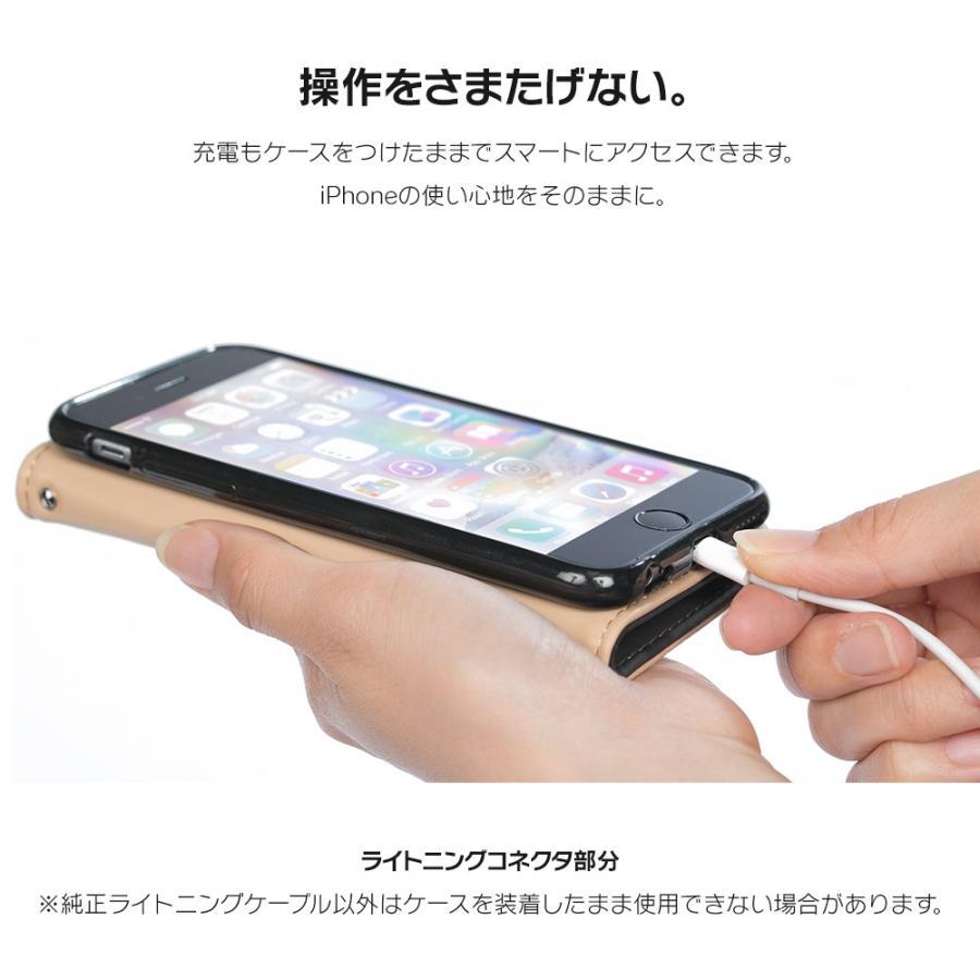 iPhone11 ケース手帳型 アイフォン11 ケース iPhone8 ケース iPhone11proケース iPhone7 ケース おしゃれ dm「カラフル」|designmobile|05