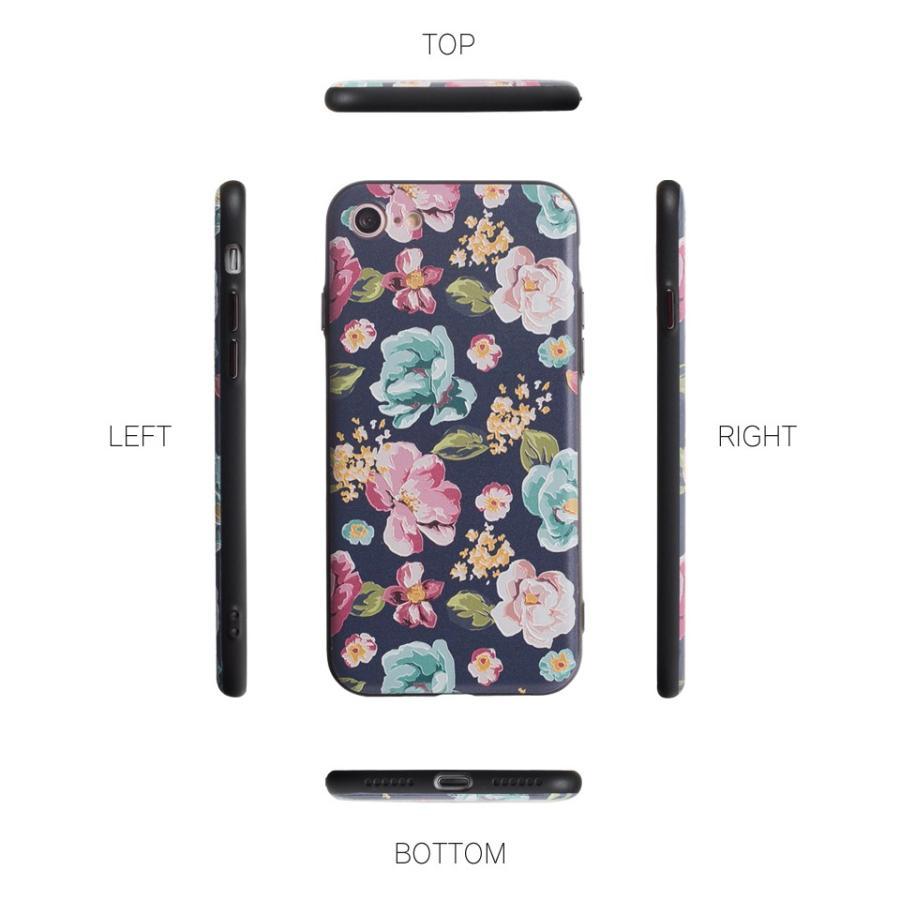 iPhone12 ケース iPhone SE iPhone11 ケース アイフォン 12 mini ケース アイフォン11 ケース iPhone 12 pro SE2 8 XR X ケース dm「フルール」 designmobile 11