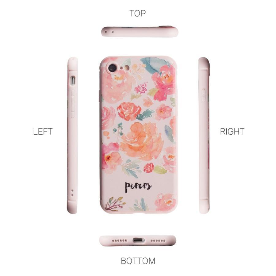 iPhone12 ケース iPhone SE iPhone11 ケース アイフォン 12 mini ケース アイフォン11 ケース iPhone 12 pro SE2 8 XR X ケース dm「フルール」 designmobile 10