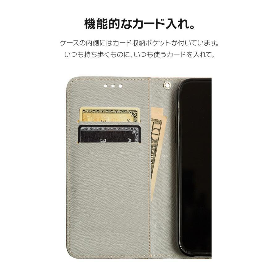 iPhone8 ケース SE2 XR ケース スマホケース 手帳型 XS iPhone7 Plus iPhoneケース dm「スターダイアリー」|designmobile|06