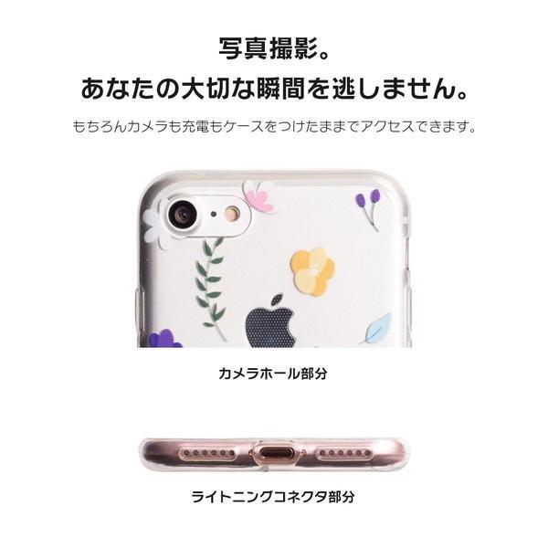 iPhone11 ケース アイフォン11 ケース iPhone8 ケース iPhone11proケース XR ケース かわいい dm「ウッズ」|designmobile|07