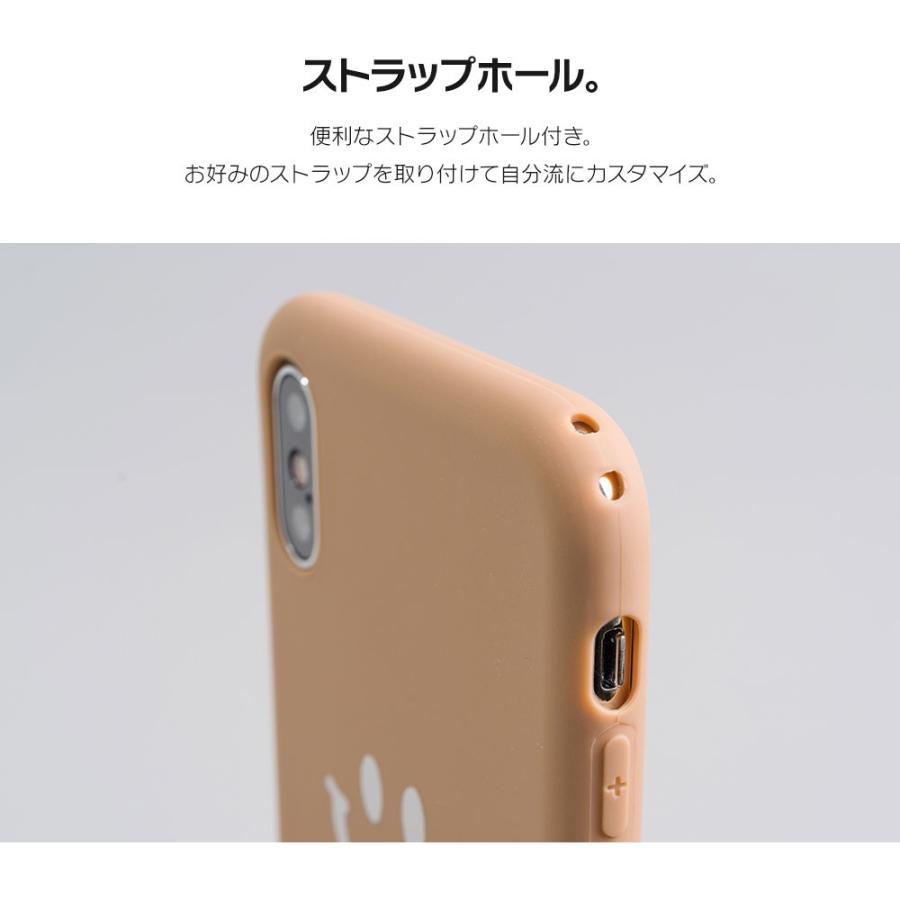 iPhone8 ケース SE2 XR ケース スマホケース XS MAX X iPhone7 iPhoneケース かわいい スマイル マーク ニコちゃん 緑 dm「ベイクドニコ」 designmobile 08