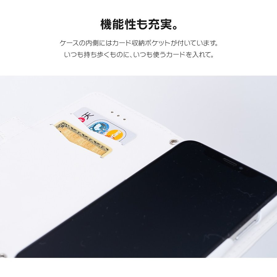 iPhone11 iPhoneXR XS X 8 7 全機種対応 手帳 ケース オーダー メイド オリジナル 写真 印刷 名入れ 文字入れ アンドロイド 自作 イラスト 「 オリジナル 」|designmobile|06