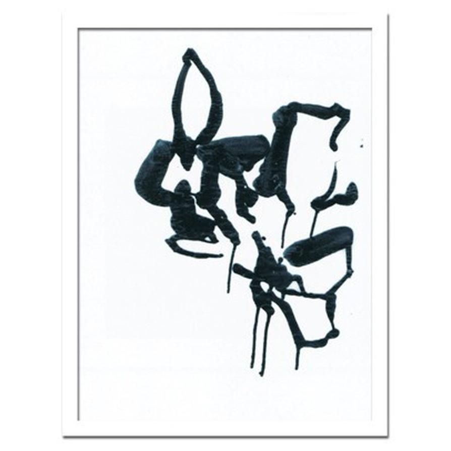 インテリアアート Cedric Chauvelot Fleur 2007 ヒモ付 AB-10635 kar-3097138s1