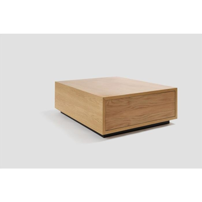 (保証付き)ショーン・ディックス マッチボックス コーヒーテーブル ホワイトオーク kaw-x15235whoak