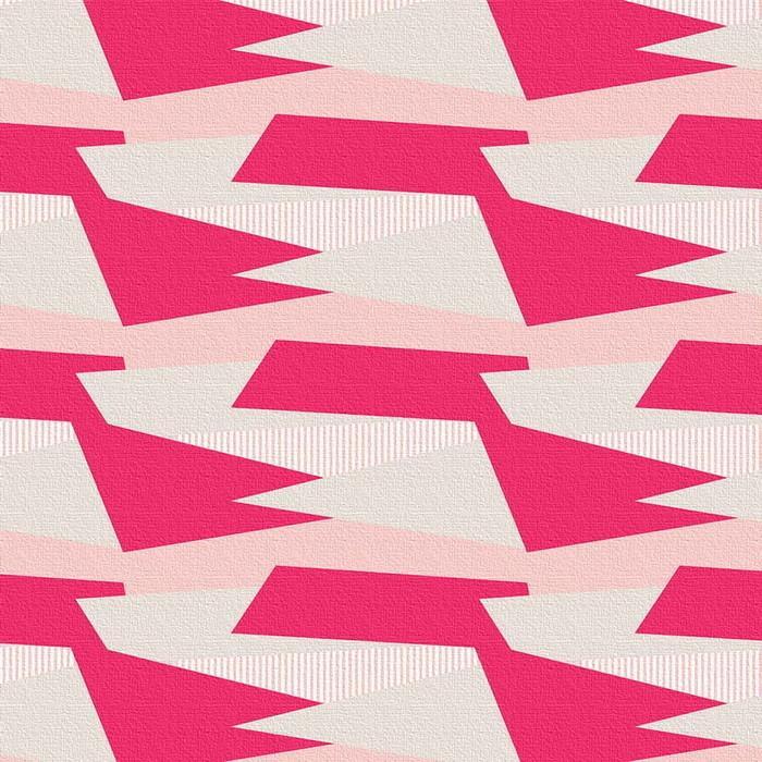 幾何学模様 アートパネル アートパネル patt-1803-015 XLサイズ 100cm×100cm lib-6799488s4