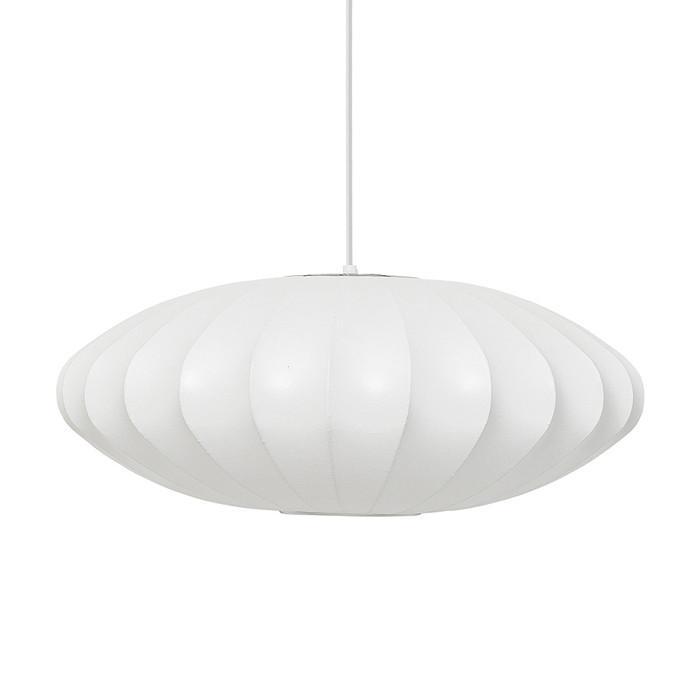 ジョージ・ネルソン ペンダントライト バブルランプ Saucer Lamp Mサイズ tim-000678 designstyle
