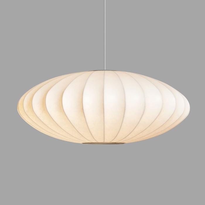 ジョージ・ネルソン ペンダントライト バブルランプ Saucer Lamp Mサイズ tim-000678 designstyle 14