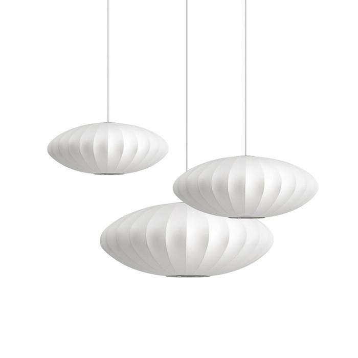 ジョージ・ネルソン ペンダントライト バブルランプ Saucer Lamp Mサイズ tim-000678 designstyle 15