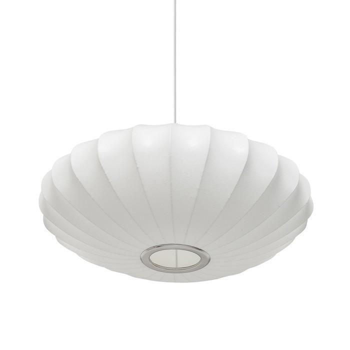 ジョージ・ネルソン ペンダントライト バブルランプ Saucer Lamp Mサイズ tim-000678 designstyle 03