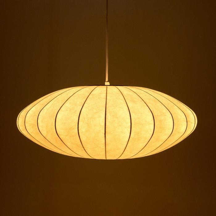 ジョージ・ネルソン ペンダントライト バブルランプ Saucer Lamp Mサイズ tim-000678 designstyle 07