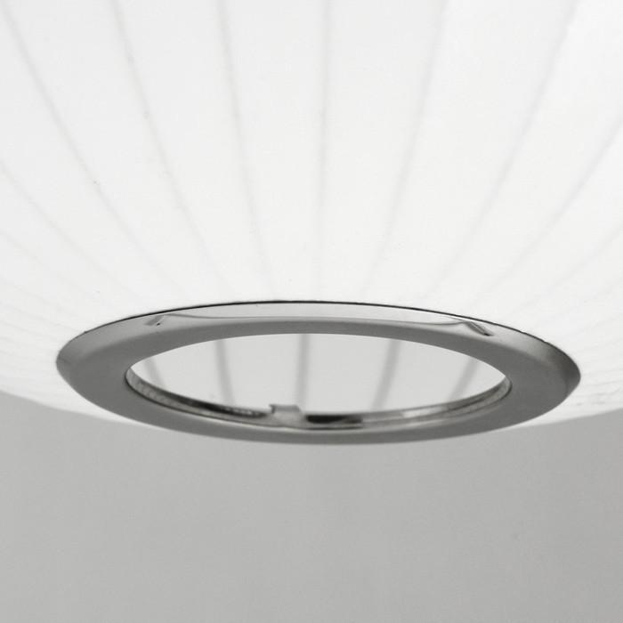 ジョージ・ネルソン ペンダントライト バブルランプ Saucer Lamp Mサイズ tim-000678 designstyle 09