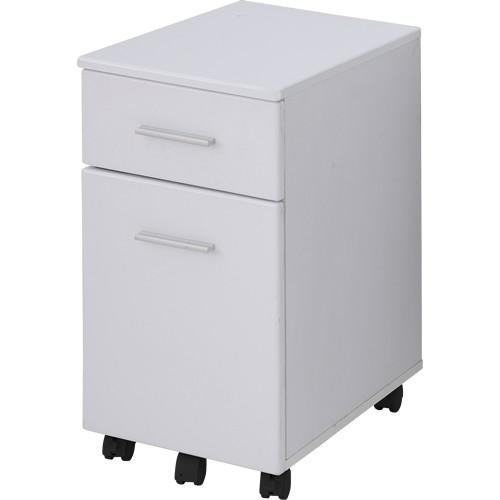 サイドチェスト EDS-1601 ホワイト ホワイト ホワイト 440