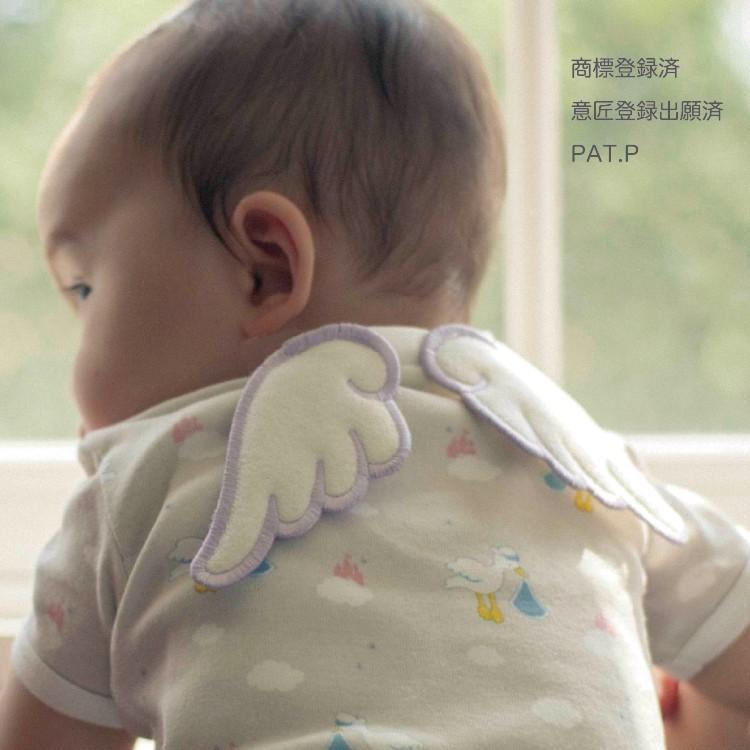 ファーストドレス 日本製 ベビー 天使の汗取りパッド エンジェル リバティ 新生児 BACK CARPET ANGEL【firstdress直営店】 detour 04