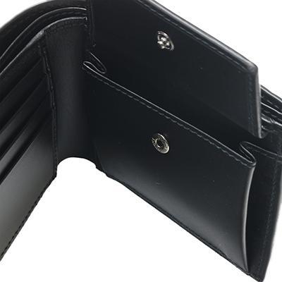 GUCCI グッチ 365467 CWC1R 1000 NERO ブラック GGキャンバス 二つ折り財布 deva-online 08