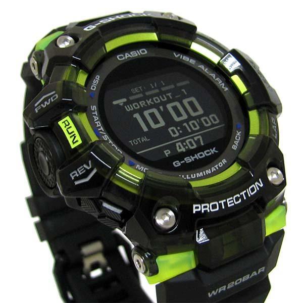 G-SHOCK G-SQUAD GBD-100SM-1JF 加速度センサー Bluetooth搭載 カシオ Gスクワッド ランニングウォッチ deva-online 02