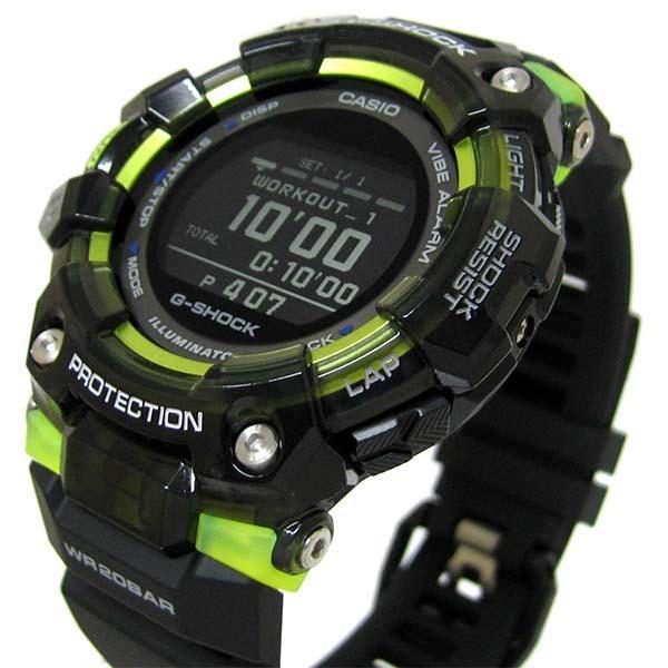 G-SHOCK G-SQUAD GBD-100SM-1JF 加速度センサー Bluetooth搭載 カシオ Gスクワッド ランニングウォッチ deva-online 03
