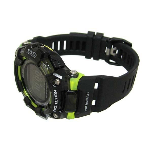 G-SHOCK G-SQUAD GBD-100SM-1JF 加速度センサー Bluetooth搭載 カシオ Gスクワッド ランニングウォッチ deva-online 05