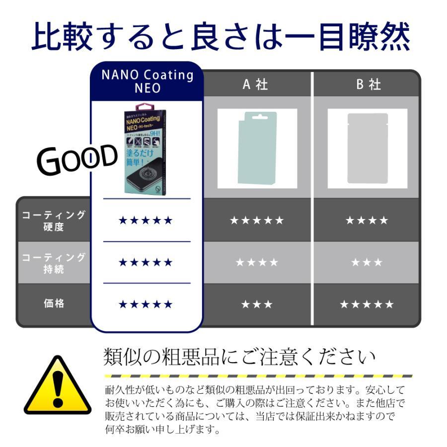 スマホガラスコーティング 液体ガラスフィルム ガラスフィルム  液体保護フィルム NANO Hi-Tech 9H 液晶保護フィルム 抗菌 dezicazi 11