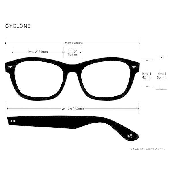 EVILACT イーブルアクト CYCLONE ブラック/ブラウンデミフレーム/調光レンズ バイカーシェード サングラス dialog-ca 04