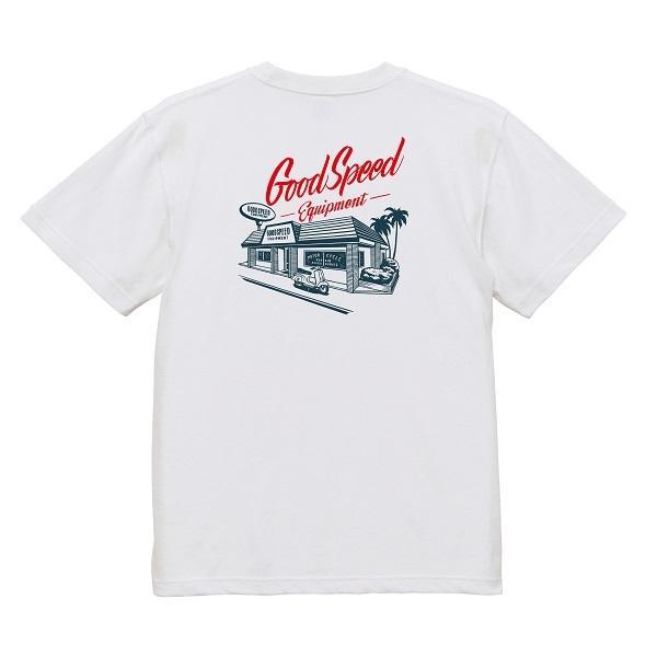 GOODSPEED グッドスピード equipment Locals S/S TEE 半袖Tシャツ|dialog-ca