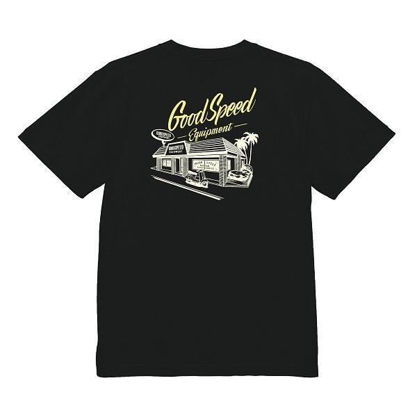 GOODSPEED グッドスピード equipment Locals S/S TEE 半袖Tシャツ|dialog-ca|03