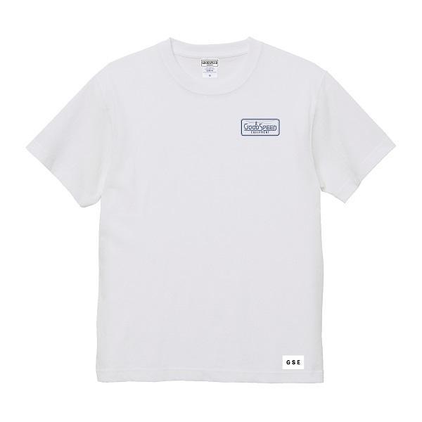 GOODSPEED グッドスピード equipment Official Logo S/S TEE 半袖Tシャツ|dialog-ca|02