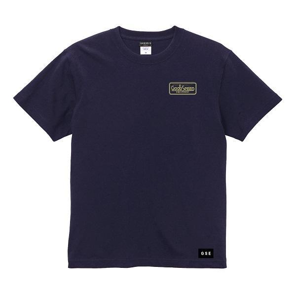 GOODSPEED グッドスピード equipment Official Logo S/S TEE 半袖Tシャツ|dialog-ca|06