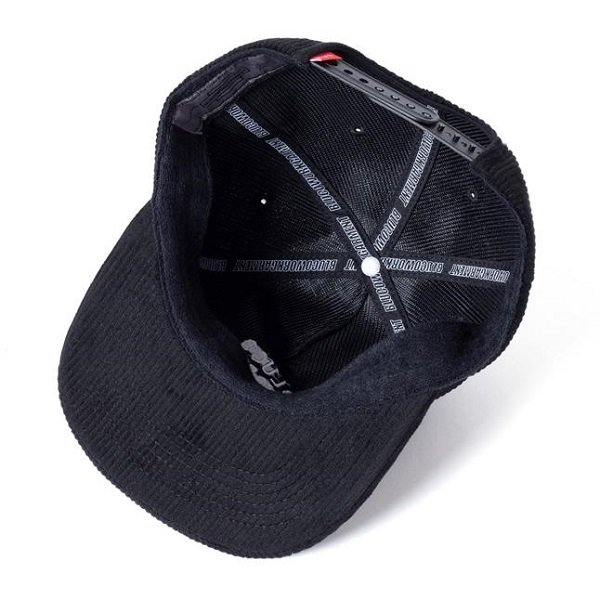 BLUCO ブルコ CORDYROY CAP -mini logo- コーデュロイキャップ OL-602 dialog-ca 03