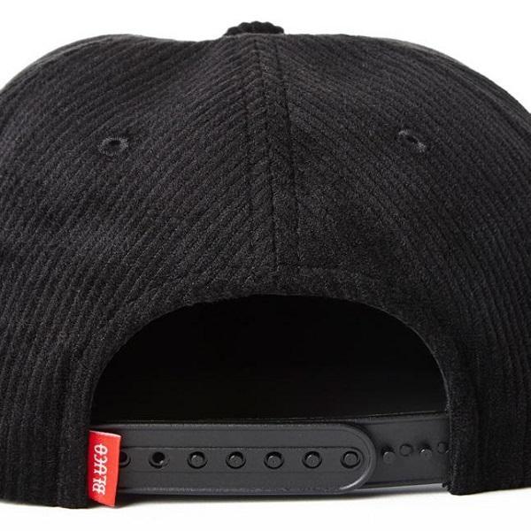BLUCO ブルコ CORDYROY CAP -mini logo- コーデュロイキャップ OL-602 dialog-ca 04