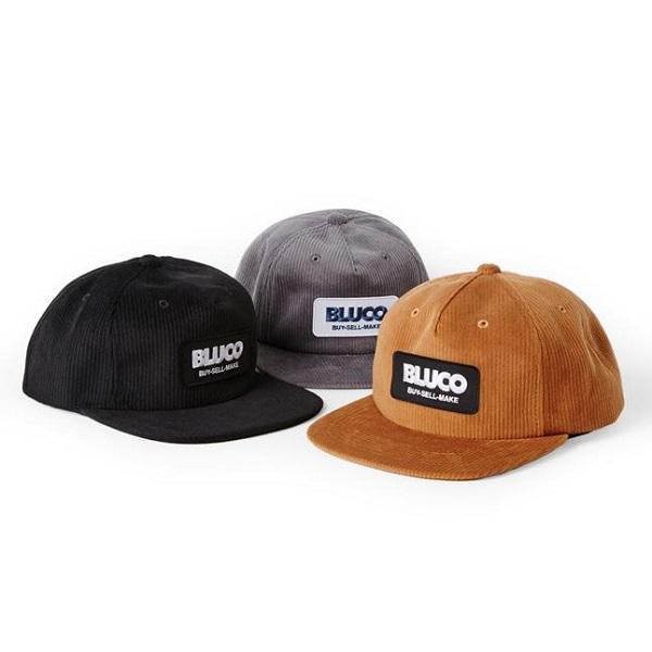BLUCO ブルコ CORDYROY CAP -buy-sell-make- コーデュロイキャップ OL-603 dialog-ca