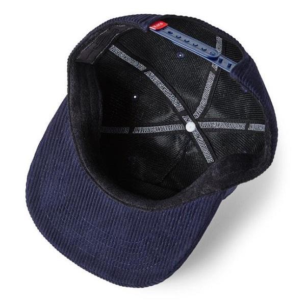 BLUCO ブルコ CORDYROY CAP -buy-sell-make- コーデュロイキャップ OL-603 dialog-ca 03