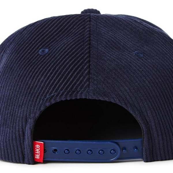 BLUCO ブルコ CORDYROY CAP -buy-sell-make- コーデュロイキャップ OL-603 dialog-ca 04