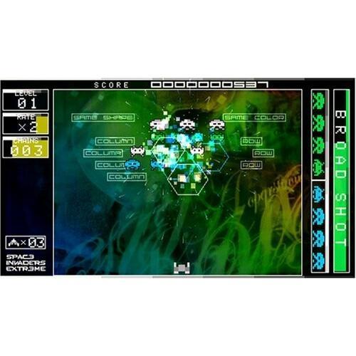 スペースインベーダー エクストリーム - PSP|diamod-snap987|08