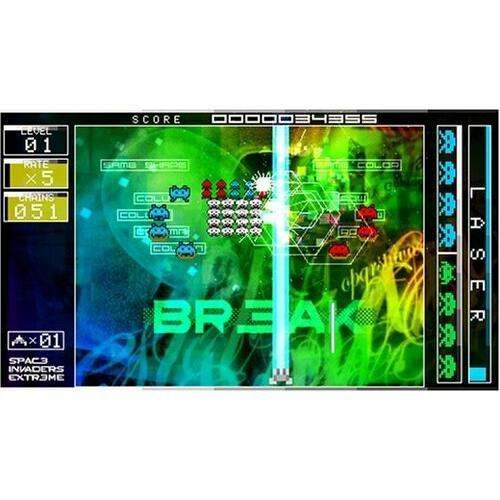 スペースインベーダー エクストリーム - PSP|diamod-snap987|09
