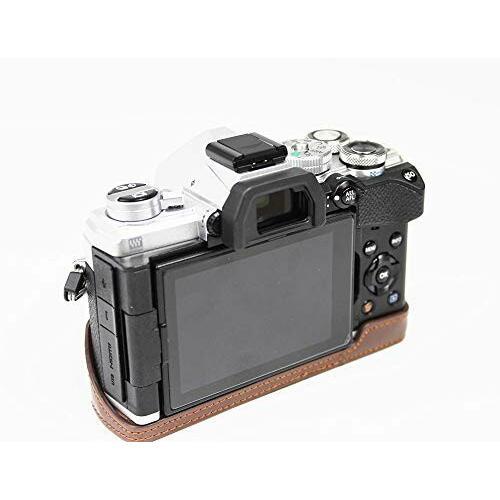 対応 Olympus オリンパス PEN OM-D E-M5 Mark III カメラ バッグ カメラ ケース 、Koowl手作りトップクラスのPUレザーカ|diamod-snap987|05
