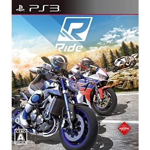RIDE - PS3 diamod-snap987
