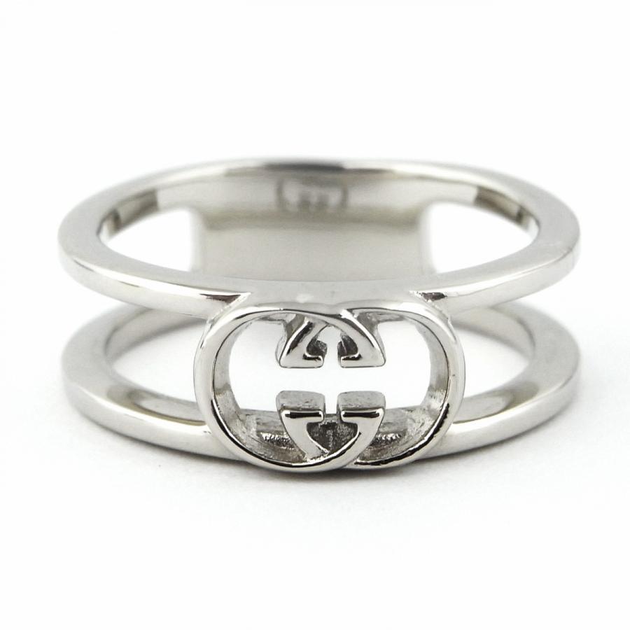 指輪 メンズ レディース ブランド 韓国ファッション シンプル おしゃれ SBG シルバー ロゴ リング diamonddust