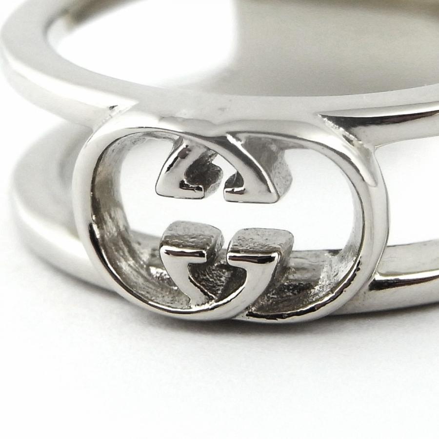 指輪 メンズ レディース ブランド 韓国ファッション シンプル おしゃれ SBG シルバー ロゴ リング diamonddust 03