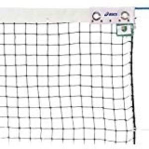 本物品質の 無結節ソフトテニスネット 日本製 KT5216 太さ:440T(400d)/32本, IKIKAGU(イキカグ) 3a2eb6b2