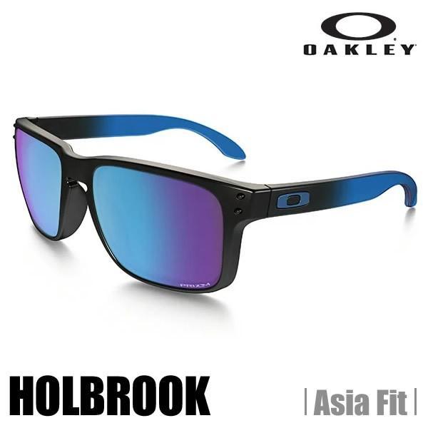 【オークリー サングラス】オークリー ホルブルック(Asia Fit) OO9244-2356 (A)OAKLEY Holbrook PRIZM Polarized Sapphire Fade Collection (Asia Fit)