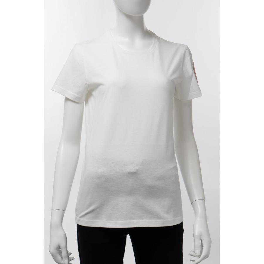 グランドセール モンクレール MONCLER Tシャツ 半袖 丸首 クルーネック レディース 8C71600 V8102 アイボリー 2020年春夏新作, DVD Direct 8b4b84e9