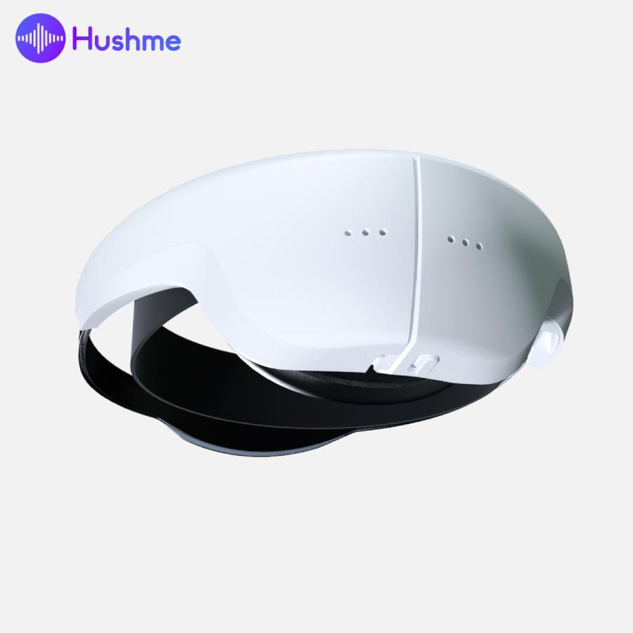 Hushme ハッシュミー 会話のプライバシーを保護し、騒音の影響を軽減するパーソナルアコースティックデバイス 在宅支援 リモートワーク支援 digi-coordi 03