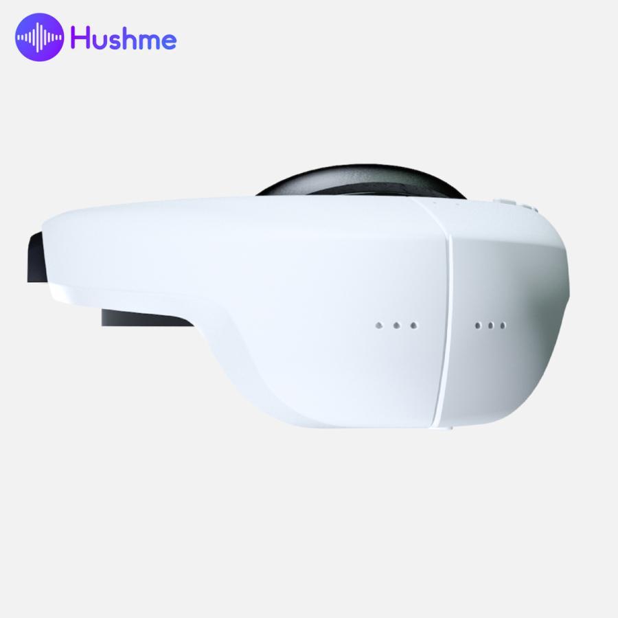 Hushme ハッシュミー 会話のプライバシーを保護し、騒音の影響を軽減するパーソナルアコースティックデバイス 在宅支援 リモートワーク支援 digi-coordi 04