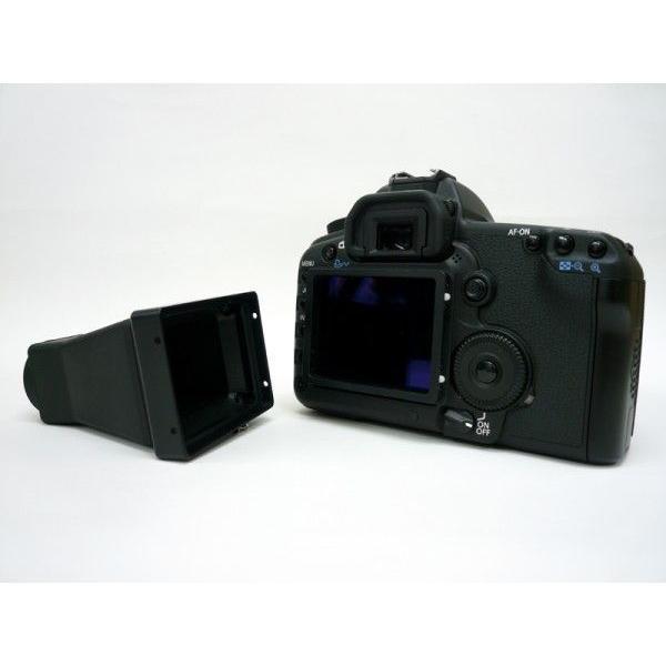 DIGISCO.COM デジタルカメラ用ルーペ付3インチ液晶モニターフード HD-30WMC digisco-ya 02