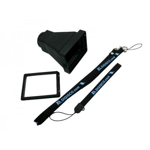 DIGISCO.COM デジタルカメラ用ルーペ付3インチ液晶モニターフード HD-30WMC digisco-ya 04