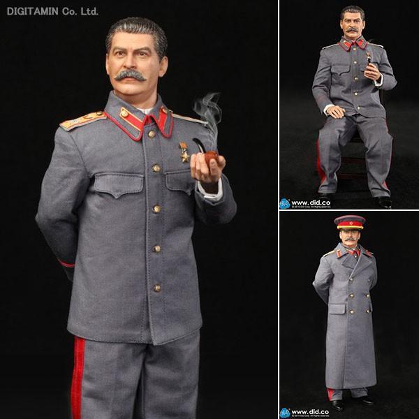 DiD 1/6 Joseph Jughashvili Stalin (ヨシフ・ジュガシヴィリ・スターリン) (1878-1953) R80110(F9238)