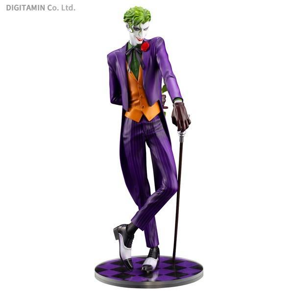 コトブキヤ 1/7 DC COMICS IKEMEN DC UNIVERSE ジョーカー フィギュア 【2月予約】