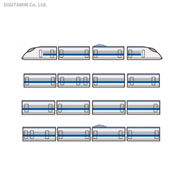 送料無料◆セット販売 TOMIX トミックス JR 500系東海道・山陽新幹線 (のぞみ) 基本セット+増結セットA +増結セットB Nゲージ 鉄道模型 【2月予約】